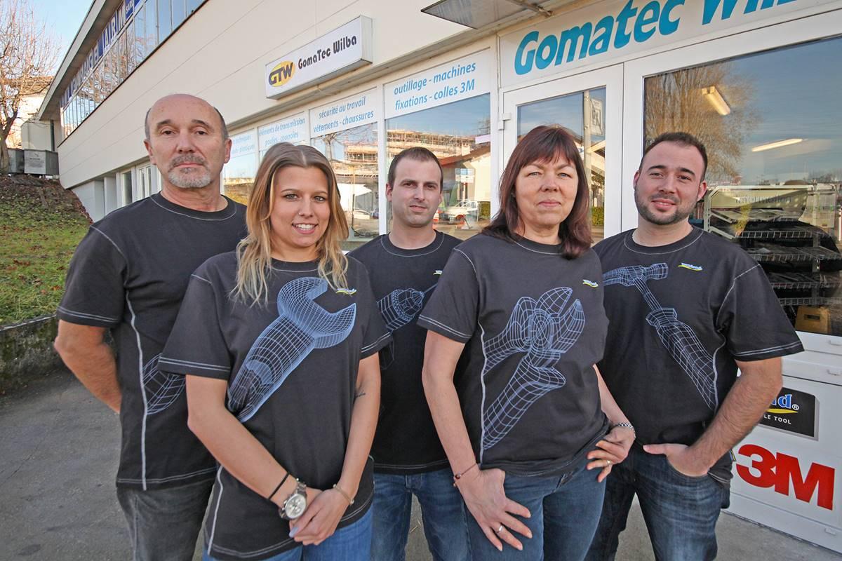 Entreprise Joints et Tuyaux Crissier
